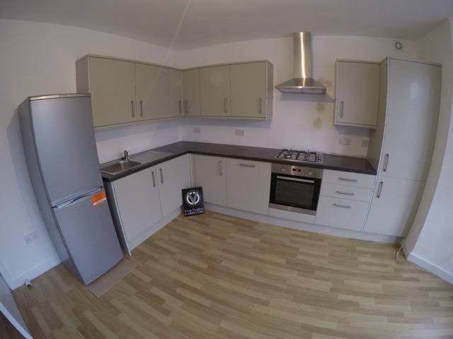 Splott – Howdens kitchen
