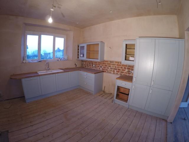 Penarth – Howdens kitchen